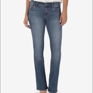 EUC Kut from the Kloth Natalie Bootcut Jeans 8L